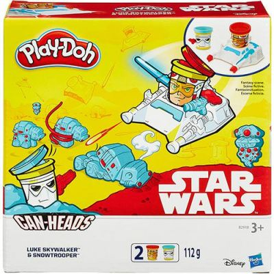 Soldado das Neves Star Wars  - Play Doh - Hasbro