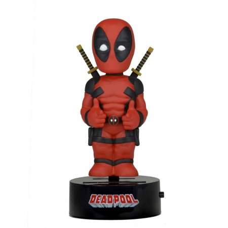 Estatueta Body Knocker DEADPOOL - Neca  - foto principal 1