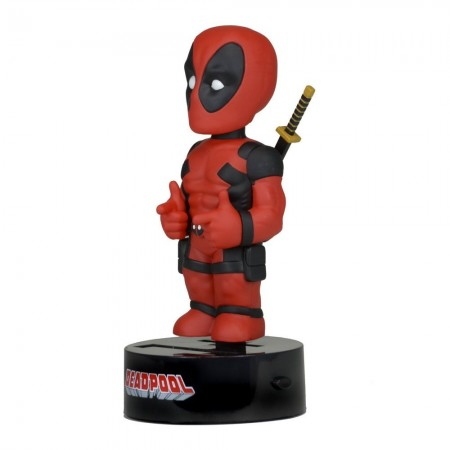 Estatueta Body Knocker DEADPOOL - Neca  - foto principal 2