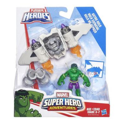 Hulk Marvel - Playskool Super Hero - Hasbro