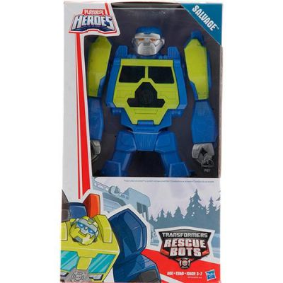 Salvage - Playskool Tranformers Rescue Bots - Hasbro