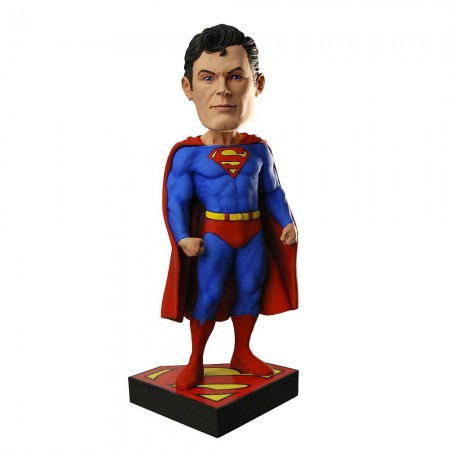 Estatueta Head Knocker SUPERMAN Clássico - Neca  - foto principal 1