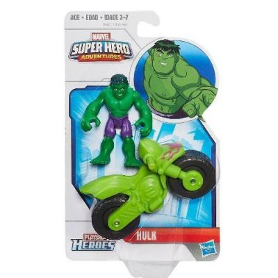 Hulk - Veículo Marvel Super Hero - Hasbro
