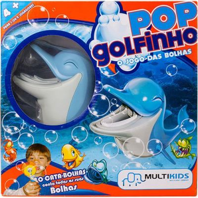 Pop Golfinho - Multikids