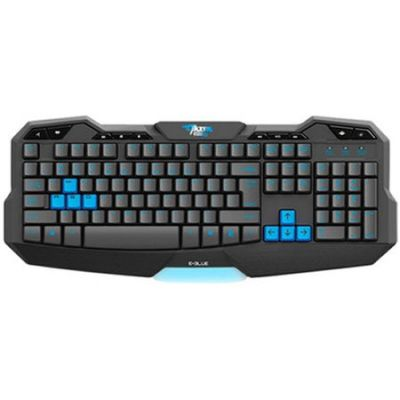 Teclado Gamer Usb E-blue Mazer Type-g Preto 52181 - E-Blue