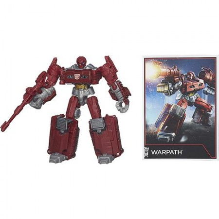 Warpath - Transformers Generations Legends - Hasbro  - foto principal 1