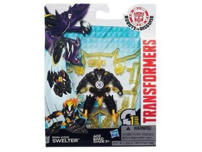 Swelter - Transformers Robots in Disguise - Hasbro