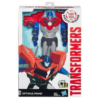 Optimus Prime - Transformers Robots in Disguise - Hasbro