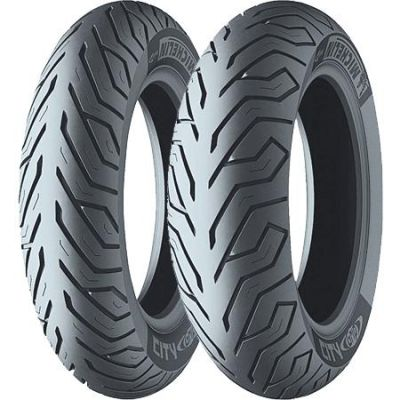 Pneu Michelin City Grip 110/70R16 e 130/70R16 Scooter - (Par)