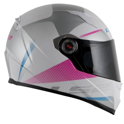 Capacete LS2 FF358 - Tyrell Violet