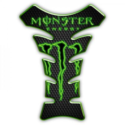 Protetor de tanque Speed Style Monster - T-MS-040
