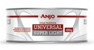 Massa Plástica Super Light 495g - Anjo Tintas