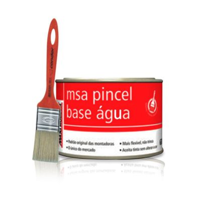 Massa MSA Base D´água Pincel 630g - Maxi Rubber