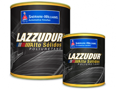 Primer PU Poliuretano 8200 Cinza Lazzuril 800ml + Catalisador 100ml - Sherwin Williams
