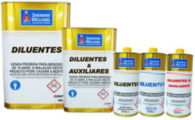 Thinner Para Retoque Esfumado 446 - Sherwin Williams