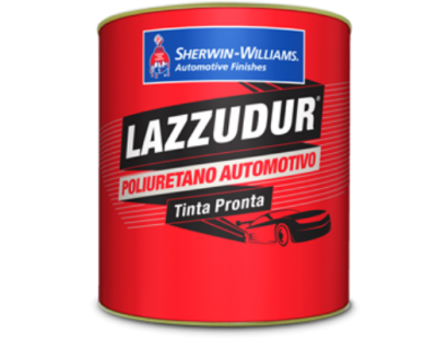 Tinta PU Lazzuril 675ml Preto Cadillac VW - Sherwin Williams