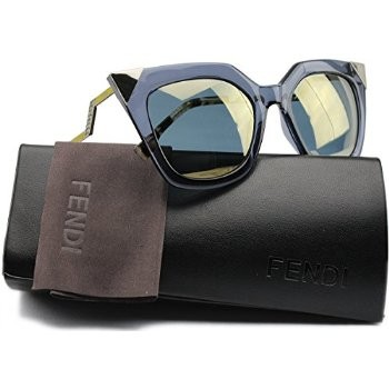 FENDI FF 0060/S MSU/MV BLUE GOLD YELLOW/BRONZE MIRROR  - foto principal 5