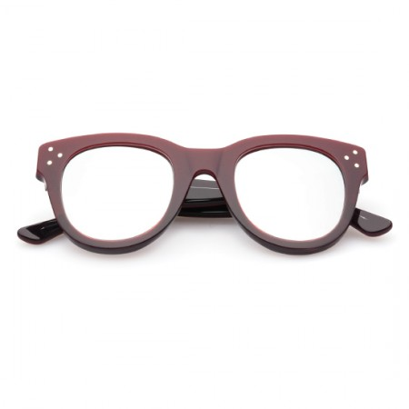 SPEKTRE SHE LOVES YOU BORDEAUX WITH SILVER MIRRORED LENSES  - foto principal 1