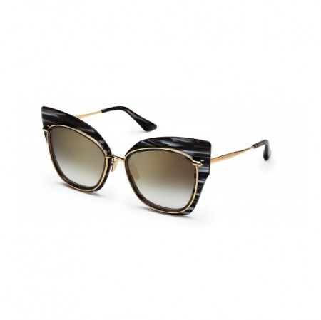 DITA STORMY SMOKE CRYSTAL BLACK/GOLD