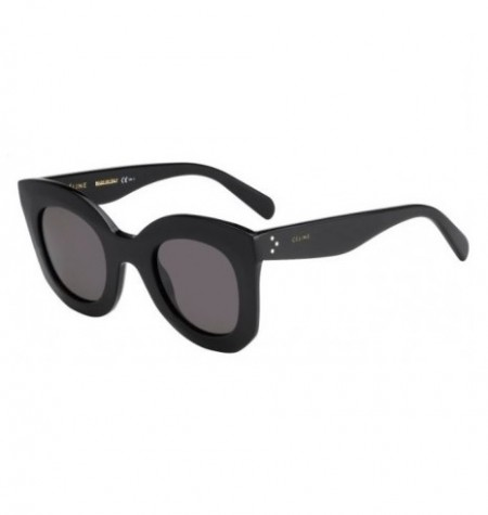 ÓCULOS CÉLINE CL 41093/S MARTA 807/BN BLACK/DARK GREY