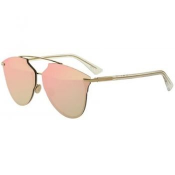 CHRISTIAN DIOR REFLECTED PIXEL S5Z/RG  GOLD CRYSTAL/PINK GOLD PIXEL MIRROR