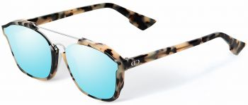 CHRISTIAN DIOR ABSTRACT A4E/A4 HAVANA/LIGHT BLUE MIRROR