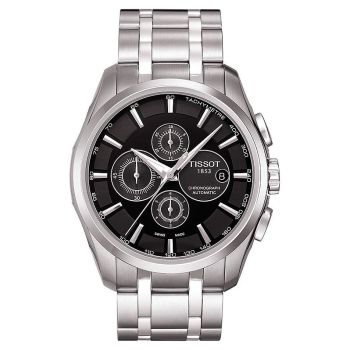 RELÓGIO TISSOT COUTURIER T035.627.11.051.00 AUTOMATIC Masculino