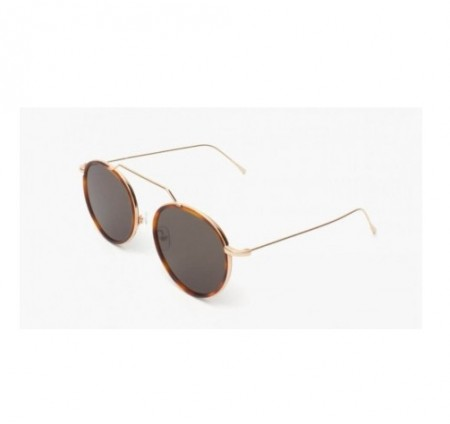ILLESTEVA WYNWOOD ACE HAVANA GOLD GREY FLAT LENSES