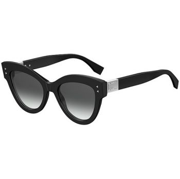FENDI PEEKABOO FF 0266/S 807/9O B BLACK/GREY SHADED