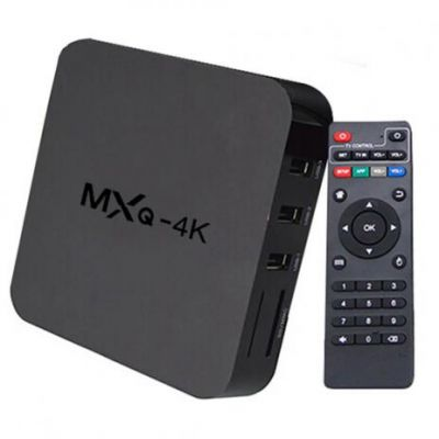 Tv Box Android  MXQ-4K - OTT