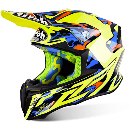 Twist Tc 16  Tony Cairoli Edition  - foto principal 1