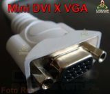 Adaptador Mini Dvi P/ VGA Apple Macbook Ibook Imac Apple   - foto 3