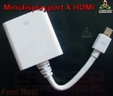 Adaptador Mini Displayport X HDMI Apple Macbook PRO  - foto principal 4