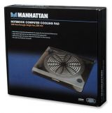 Base De Ventilacao Para NOTEBOOK C/1 ventilador de 200mm e  USB ( MH-703406 )