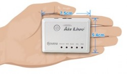 Access Point Air Live  N.Mini 300Mbps N  - foto 2