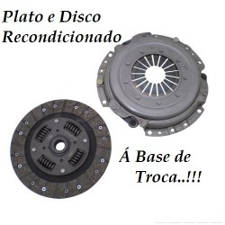 Kit Embreagem GMC 7110 - Recondicionado