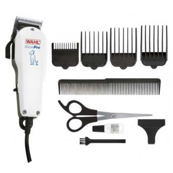 Máquina para Tosa de Animais - WAHL - ShowPro Dog Clipper + Kit - 127v