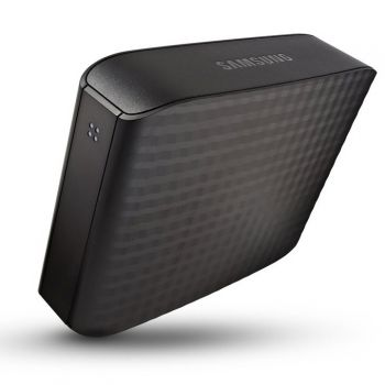 HD Externo Samsung D3 Station 3TB - USB3.0 - PC e MAC - HX-D301TDB/G