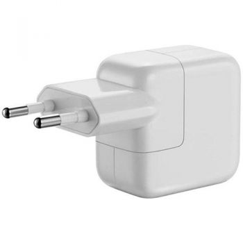Adaptador de Energia Compatível com Apple Iphone 5 / 5s / 5c / 6 / Ipod / Ipad - USB - 10w
