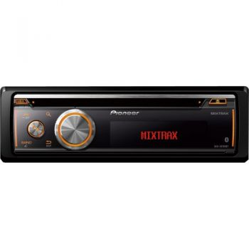 Auto Rádio CD/USB/SD/BT DEHX8780BT Preto PIONEER