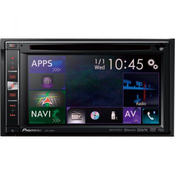 Auto Rádio DVD/CD/USB/SD/BT com GPS Touch Screen AVICF960BT PIONEER