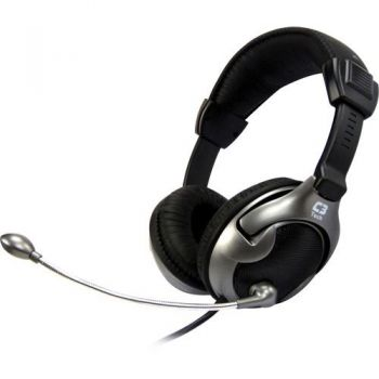 Headset Vibration Xcite Volcano MI-2881RS Preto C3 TECH