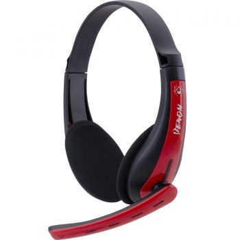 Fone Headset Gamer Spider Venom PC/XBOX 360 SHS701 FORTREK