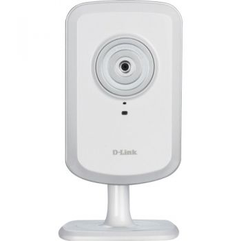 Câmera IP Wireless Cloud Áudio DCS930L Branca D-LINK