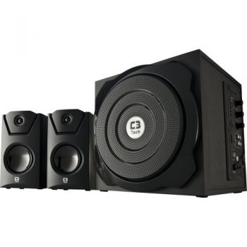 Caixa Multimídia 2.1 com Subwoofer 45W RMS SP-242LS Preto C3 TECH