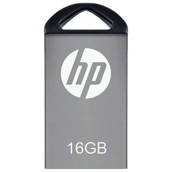 Pen Drive HP V221W  - 16GB - USB 2.0 - Aluminium