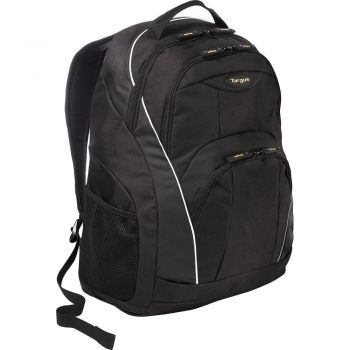Mochila Motor Backpack para Notebook 16'' TSB194US Preto TARGUS