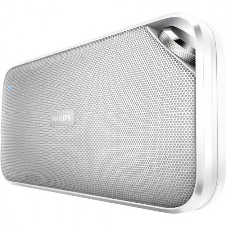 Caixa Multimídia 10W Bluetooth/Microfone/Carregamento via USB BT3500W/00 Branca PHILIPS  - foto principal 1