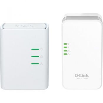 Repetidor Roteador Wifi 300Mbps DHP-W311AP Branco D-LINK