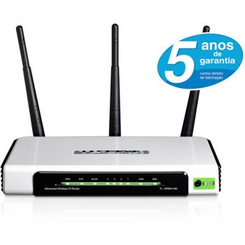 Roteador Wireless 300Mbps TL-WR941ND TP-Link